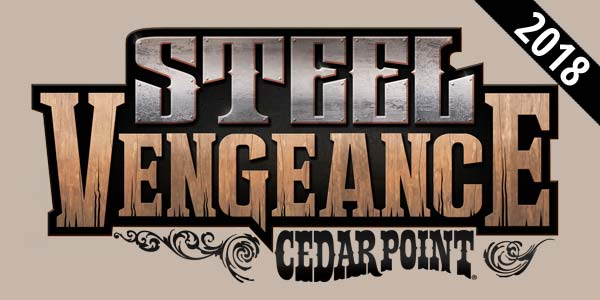 New in 2018: Cedar Point's Steel Vengeance