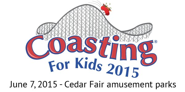 Coasting For Kids 2015 benefitting Give Kids The World