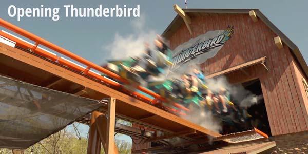 Opening Thunderbird